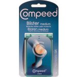 Compeed Hydrocolloid patches blisters medium 5 pack