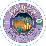 Badger mini balms range sleep balm 21g 1 pack