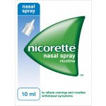 Nicorette nasal spray 0.5mg per 50iu 10ml