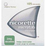 NICORETTE MICROTAB 2MG 100