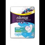 Always incontinence range Discreet pads long 20
