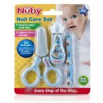 NUBY NAIL CARE GROOMING SET