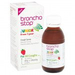 Bronchostop Junior Cough Syrup 120ml