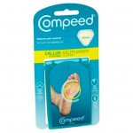 Compeed Hydrocolloid patches callouses 6 pack