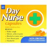 DAY NURSE capsules 500mg/5mg/30mg 20