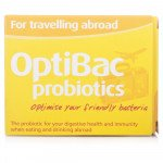 OptiBac Probiotics For travelling abroad 29 gm