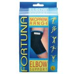 Fortuna Disabled Aids supports neoprene supports elbow support elbow support large