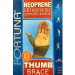 Fortuna Disabled Aids supports neoprene supports thumb brace left
