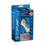Fortuna Disabled Aids supports thumb splint small
