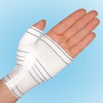 Fortuna Disabled Aids supports elasticated supports palm support right large