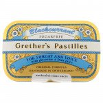 Grether's Blackcurrant Pastilles Sugar Free 110g