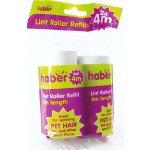 HABER LINT ROLLER REFILL (2 X 4M)