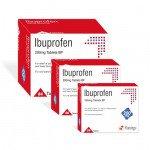 Ibuprofen tablets 48
