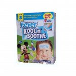 Kool 'n' soothe cooling strip sachets kids multipack 8 pack