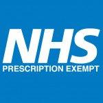 NHS Prescription Exempt