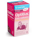 OptiBac Probiotics For your baby - 30 servings