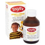 Tixylix syrup honey and lemon 100ml