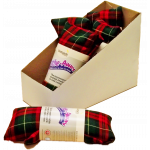 HEATPACK LAVENDER WHEAT WARMER TARTAN