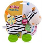 NUBY COMFORTER WITH TEETHER LEG