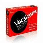 Vocalzone throat pastilles 24 pack