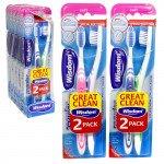 Wisdom Regular Plus Toothbrush Soft