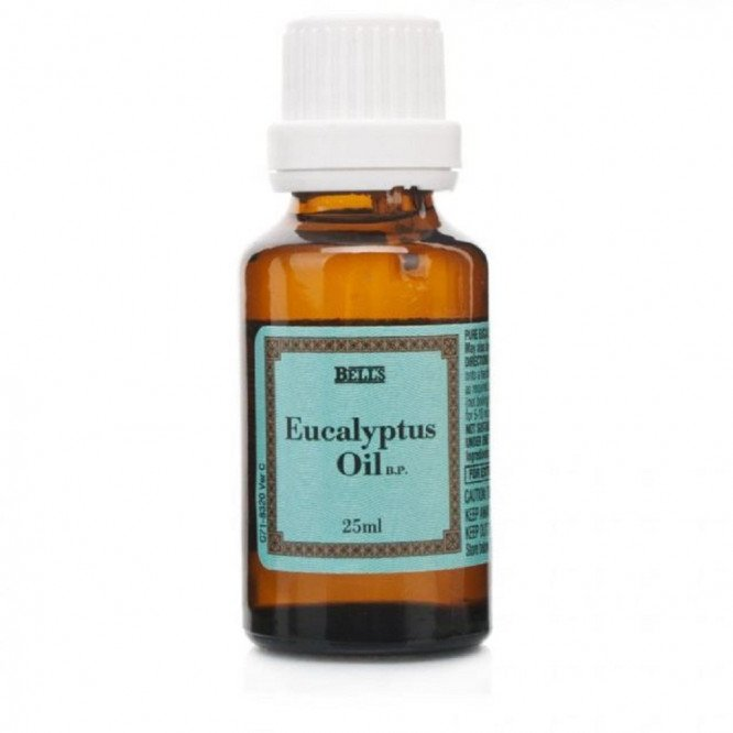 Bell's oils eucalyptus 25ml