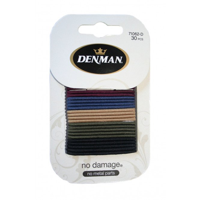 DENMAN 34 PK 2MM S ND ELASTIC - E BRIGHT