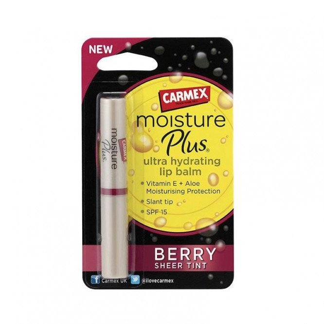 CARMEX moisture plus Berry 2.13g