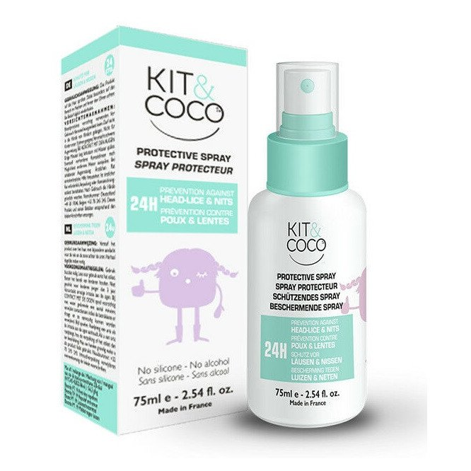 2 x Kit & Coco Protective Spray 75ml