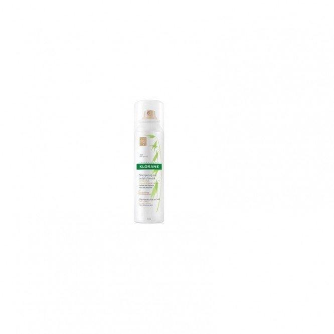 Klorane Oatmilk Dry Shampoo Spray Brunette 150ml