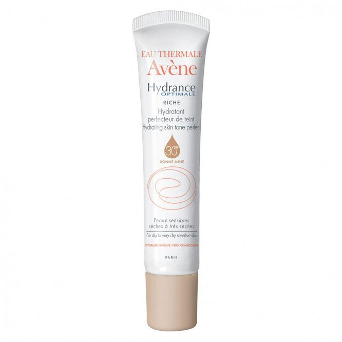 Eau Thermale Avène Hydrance skin tone perfector rich
