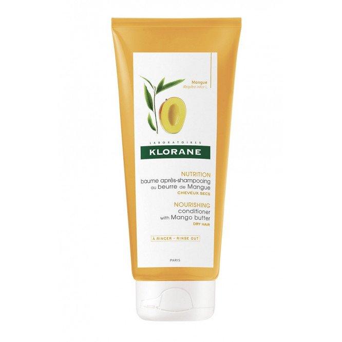 Klorane Nourishing conditioner with mango butter 200ml