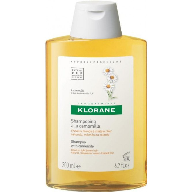KLORANE S/POO COLOR ENHN 200ML