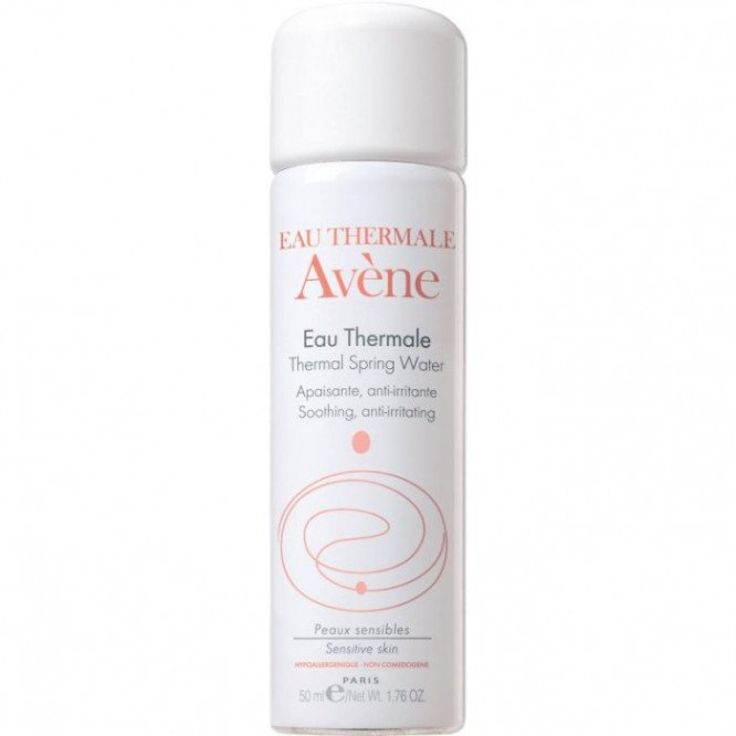 Eau thermale avene essential care water spray thermal water spray 50ml