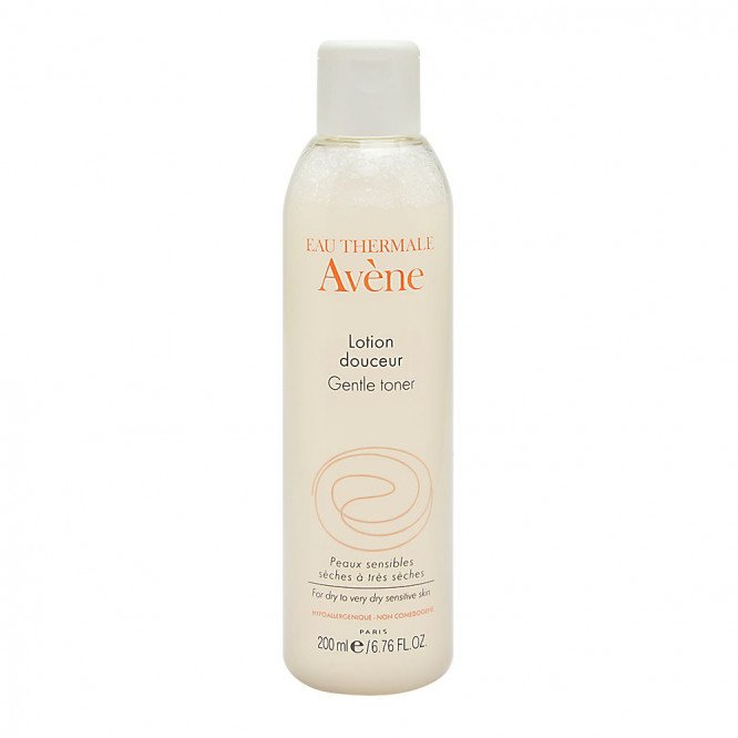 Eau thermale avene basic care gentle protective toner 200ml