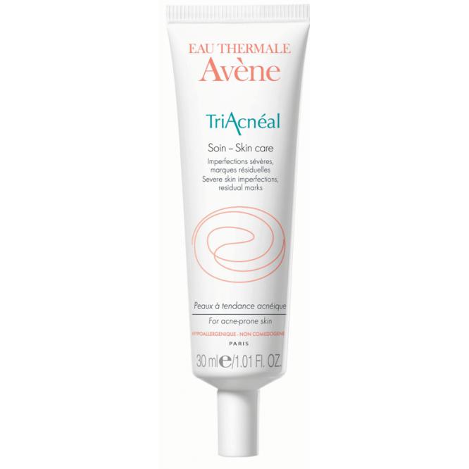 Eau thermale avene spot prone skin care Triacneal cream 30ml