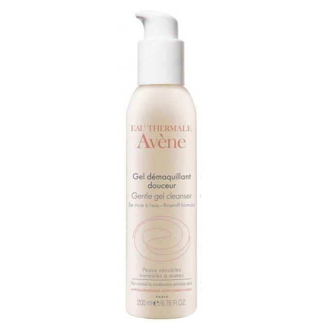 Eau thermale avene spot prone skin care Cleanance gel cleanser soapless 200ml