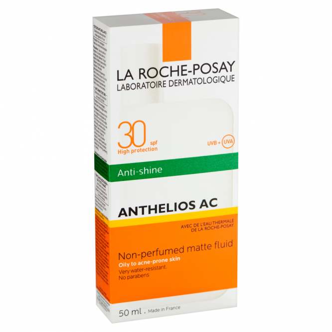 La Roche Possay ANTHELIOS ANTISHINE F30 50ML