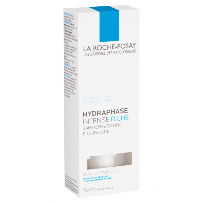La Roche Possay HYDRAPHASE INTENSE RICH 50ML