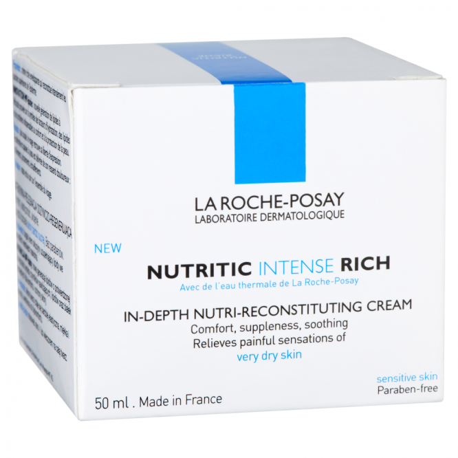 La Roche Possay NUTRITIC INTENSE RICHE POT 50ML