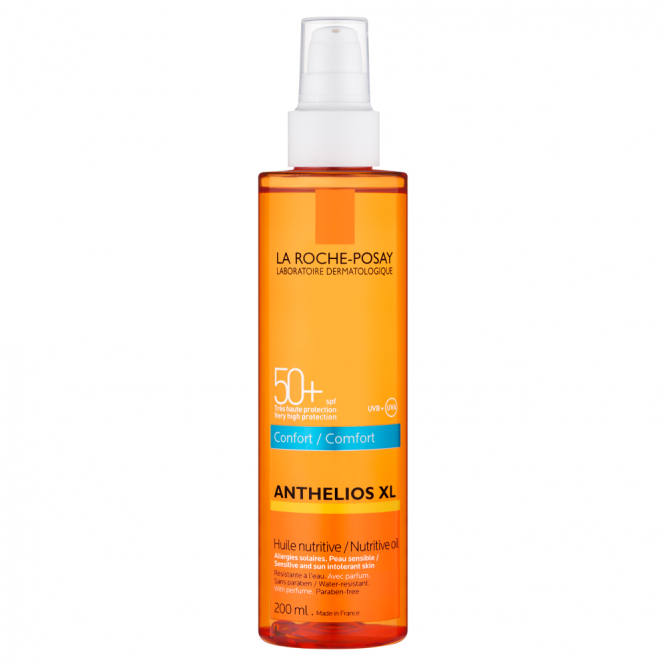 La Roche Possay ANTHELIOS BODY OIL F50+ 200ML