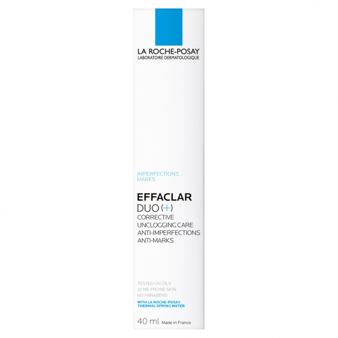 La Roche Possay EFFACLAR DUO+ 40ML