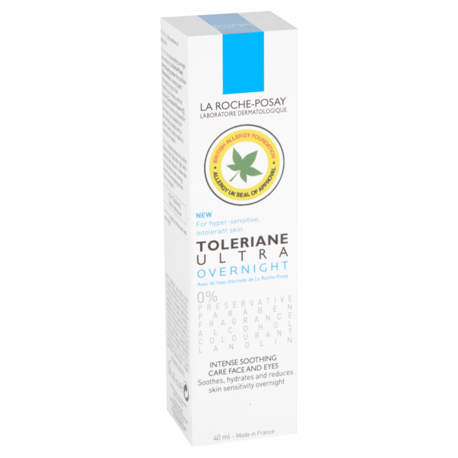 La Roche Possay TOLERIANE ULTRA NIGHT SLEEVED 40ML