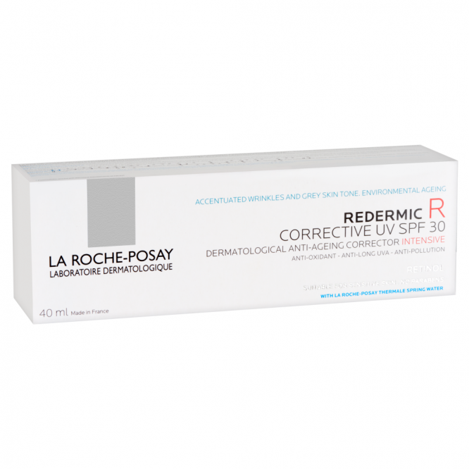 La Roche Possay REDERMIC R UV SPF30 BOXED 40ML