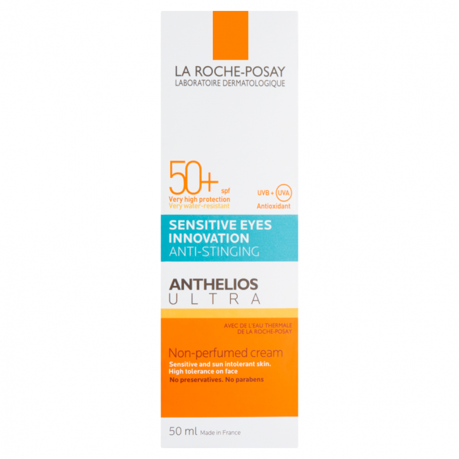 La Roche Possay Anthelos Ultra Sensitive Eyes spf 50+