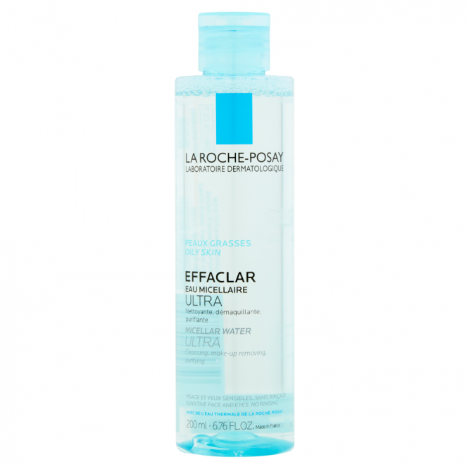 La Roche Possay EFFACLAR MICELLAR WATER 200ML