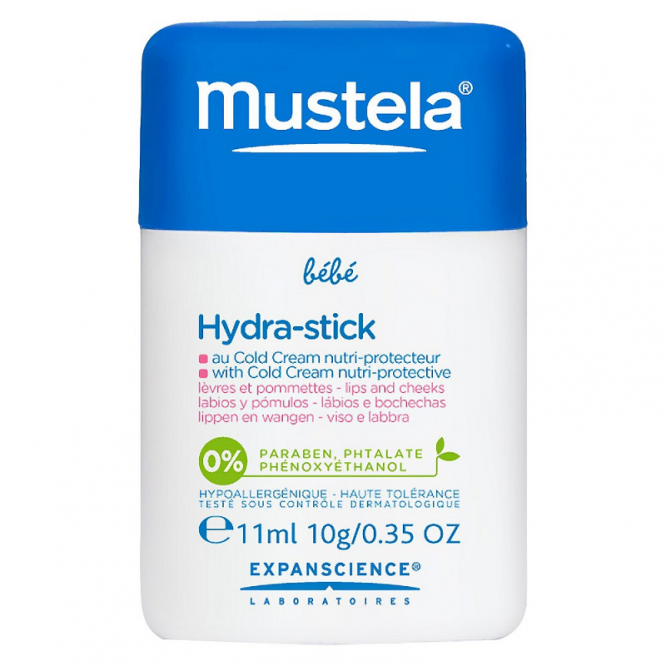 MUSTELA HYDRA STICK WITH COLD CREAM