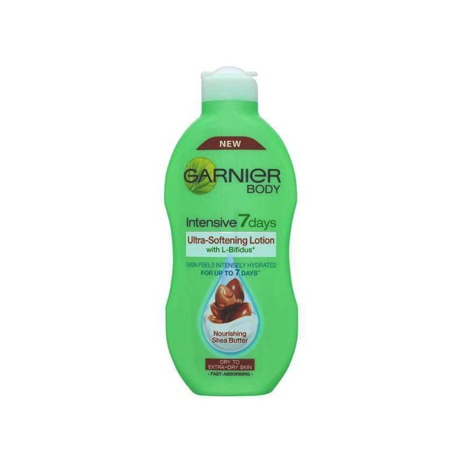 Garnier body 7 days shea milk 250ml