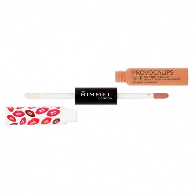 RIMMEL provocalips make your move