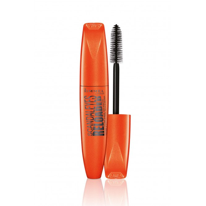 Rimmel eye make-up mascara scandal'eyes reloaded black